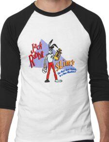 Jack Rabbit Slims Men's Baseball ¾ T-Shirt