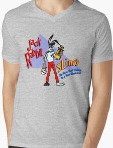 Jack Rabbit Slims Mens V-Neck T-Shirt