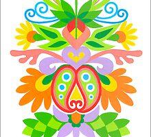 FLOWER PARTY by RainbowArt