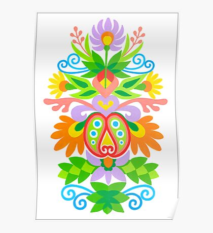 FLOWER PARTY Poster