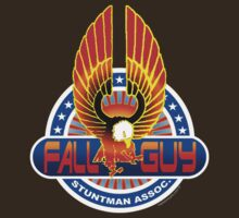 Fall Guy Stuntman Association by kaptainmyke