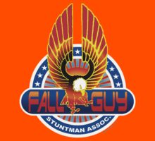 Fall Guy Stuntman Association Kids Clothes
