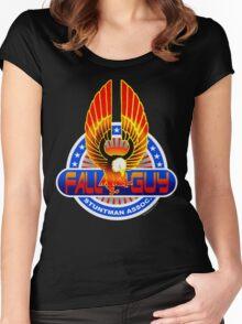 Fall Guy Stuntman Association Women's Fitted Scoop T-Shirt