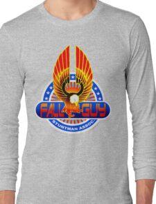 Fall Guy Stuntman Association Long Sleeve T-Shirt