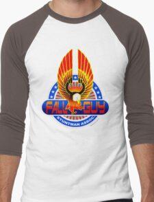 Fall Guy Stuntman Association Men's Baseball ¾ T-Shirt