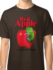 Red Apple Cigarettes Classic T-Shirt