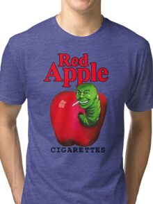 Red Apple Cigarettes Tri-blend T-Shirt
