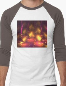 Alpha Pegasi Men's Baseball ¾ T-Shirt