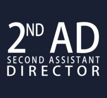 SECOND ASSISTANT DIRECTOR - White by WarnerStudio