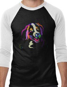 Cool t shirt Iggy portrait Men's Baseball ¾ T-Shirt