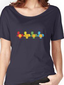 Kellog Reflector Women's Relaxed Fit T-Shirt