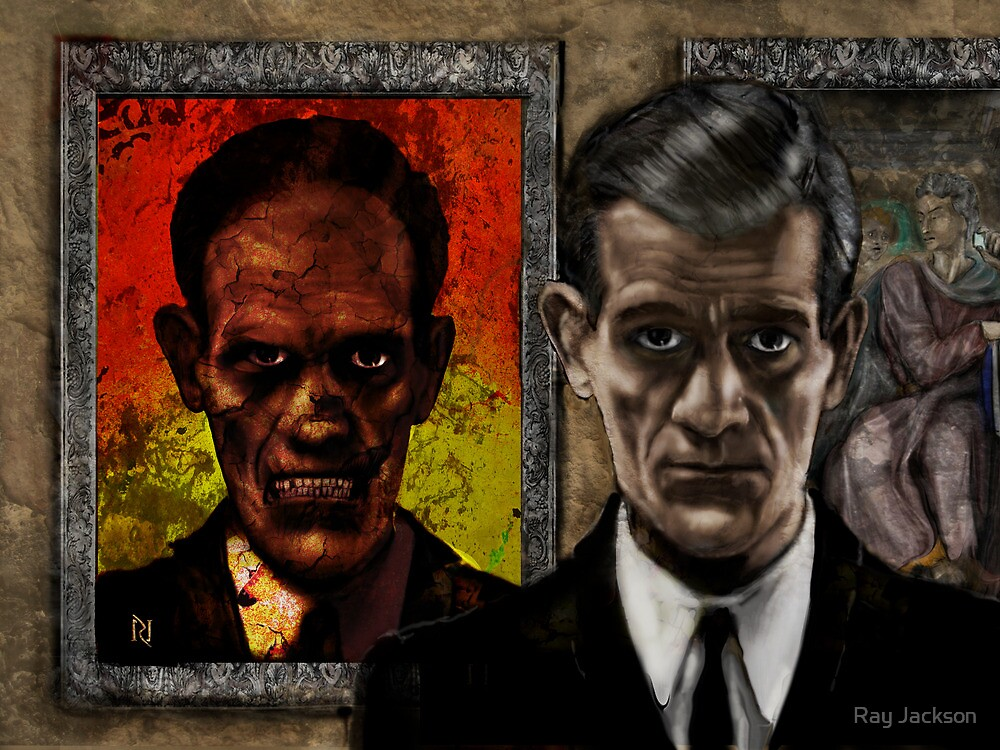 THE PORTRAIT of DORIAN GRAY ! by Ray Jackson