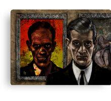 THE PORTRAIT of DORIAN GRAY ! Canvas Print