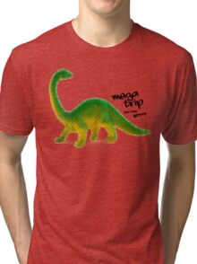 Large and Filthy Tri-blend T-Shirt