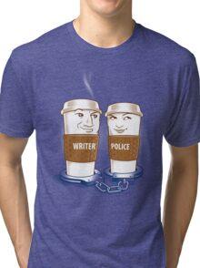 Castle-To-Go Tri-blend T-Shirt