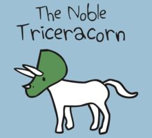 The Noble Triceracorn by jezkemp