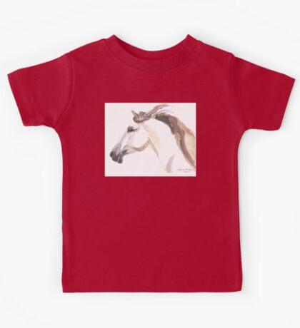 Horse - Julia  Kids Tee
