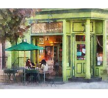 Empire Coffee and Tea Photographic Print