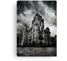 Haunted 2 Canvas Print