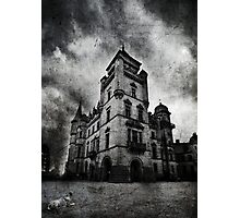 Haunted 2 Photographic Print