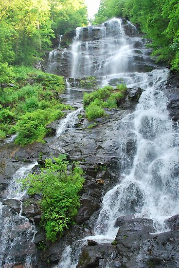 Amicola Falls by Tracey Hampton