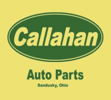 Callahan Auto Parts Kids Clothes