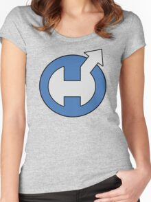 Captain Hero Women's Fitted Scoop T-Shirt