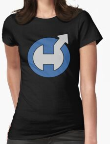 Captain Hero Womens Fitted T-Shirt