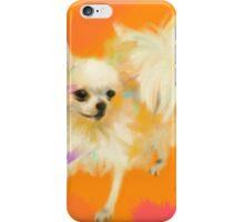 Dog Chihuahua Orange iPhone Case/Skin