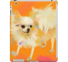 Dog Chihuahua Orange iPad Case/Skin