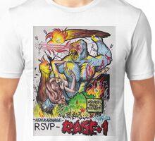 """Ken Karnage's """"Rage+1"""" Unisex T-Shirt"""