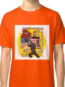 James Madison - Ninja Warrior! t-shirt Classic T-Shirt