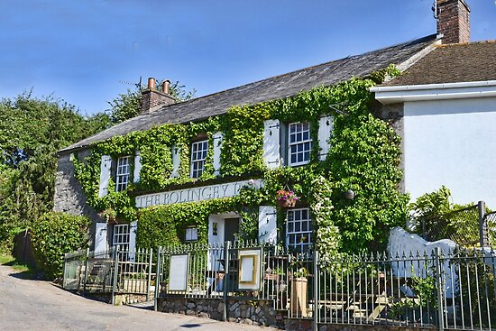 The Bolingey Inn  Perranporth, Cornwall by lynn carter