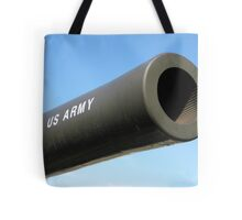 Cannon Barrel Tote Bag