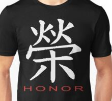 Chinese Symbol for Honor T-Shirt Unisex T-Shirt