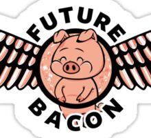 Future Bacon Sticker