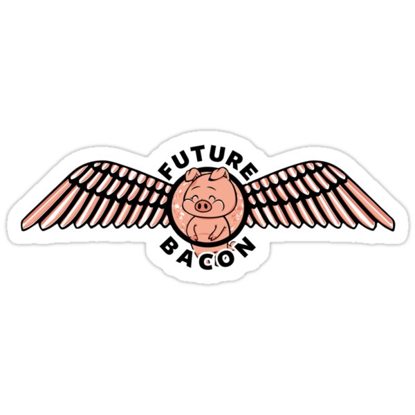 Future Bacon by cubik