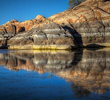 Granite Reflect by Bob Larson