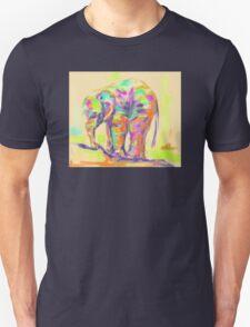 Wildlife baby elephant Unisex T-Shirt