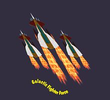 A Galactic Fighter Force on Patrol T-shirt design Unisex T-Shirt