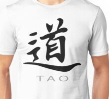 Chinese Symbol for Tao T-Shirt Unisex T-Shirt