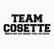 Team Cosette by freakedoutgeek