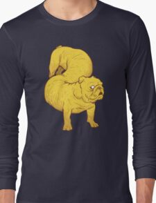 Boys Best Friend Long Sleeve T-Shirt
