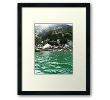 Abel Tasman Coast Framed Print