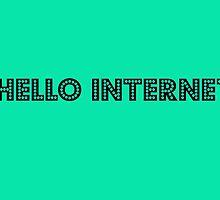 Hello Internet by musicalphan