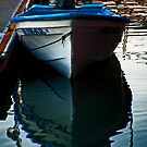 Night Time Mooring by phil decocco