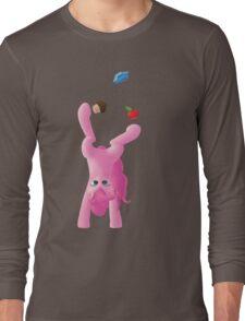 Juggling Pinkie Pie Long Sleeve T-Shirt