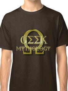 Geek Mythology Classic T-Shirt
