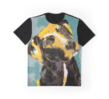 Dog Boris Graphic T-Shirt