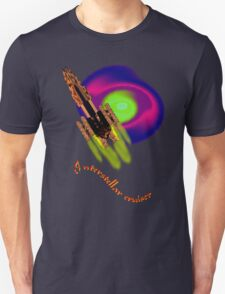 An Interstellar Cruiser T-shirt design T-Shirt